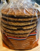 Gauffres Hollandaises au beurre caramel - Product