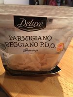 Deluxe Parmigiano Reggiano Fein Gehobelt - Product - fr