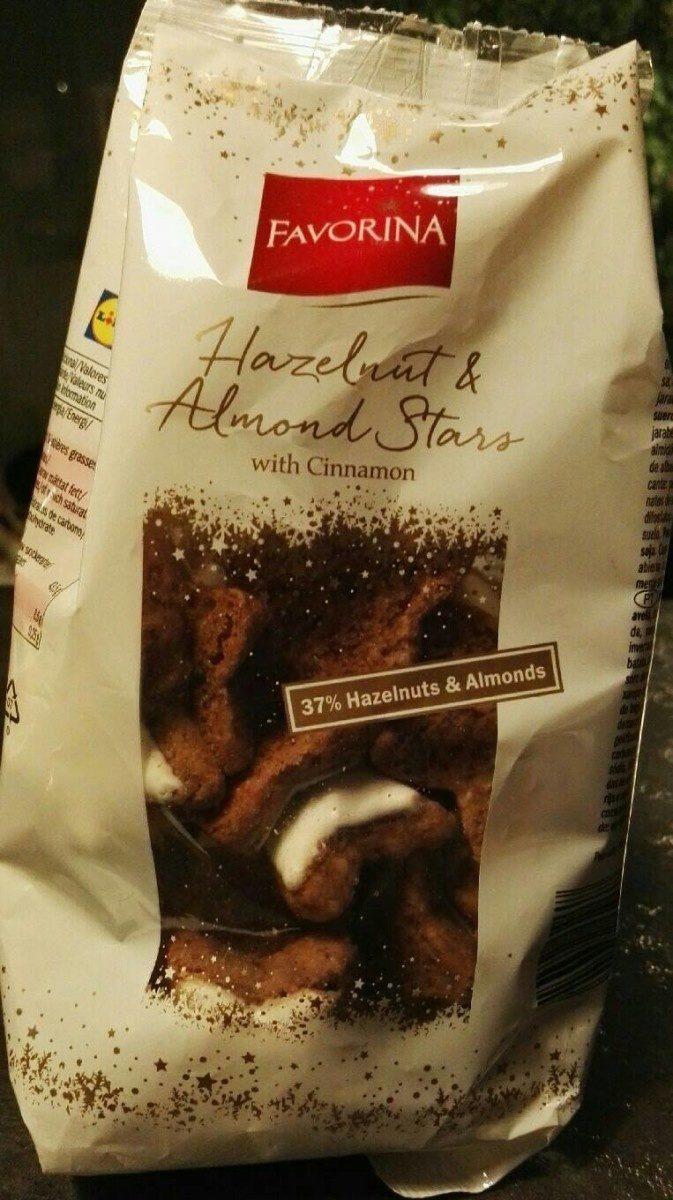 Hazelnut & Almond Stars - Product