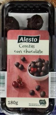 Cerezas con chocolate - Producte