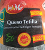 Galician Queso Tetilla - Product