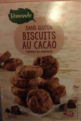 Biscuit au cacao Sans gluten - Product - es