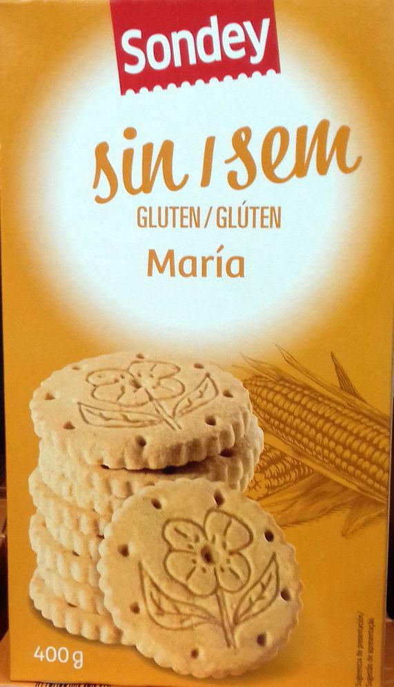 Galletas María sin gluten - Product - es