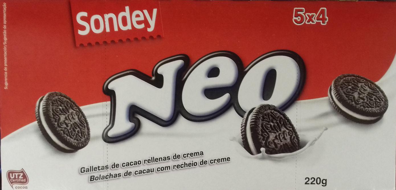 Galletas Neo - Product - es