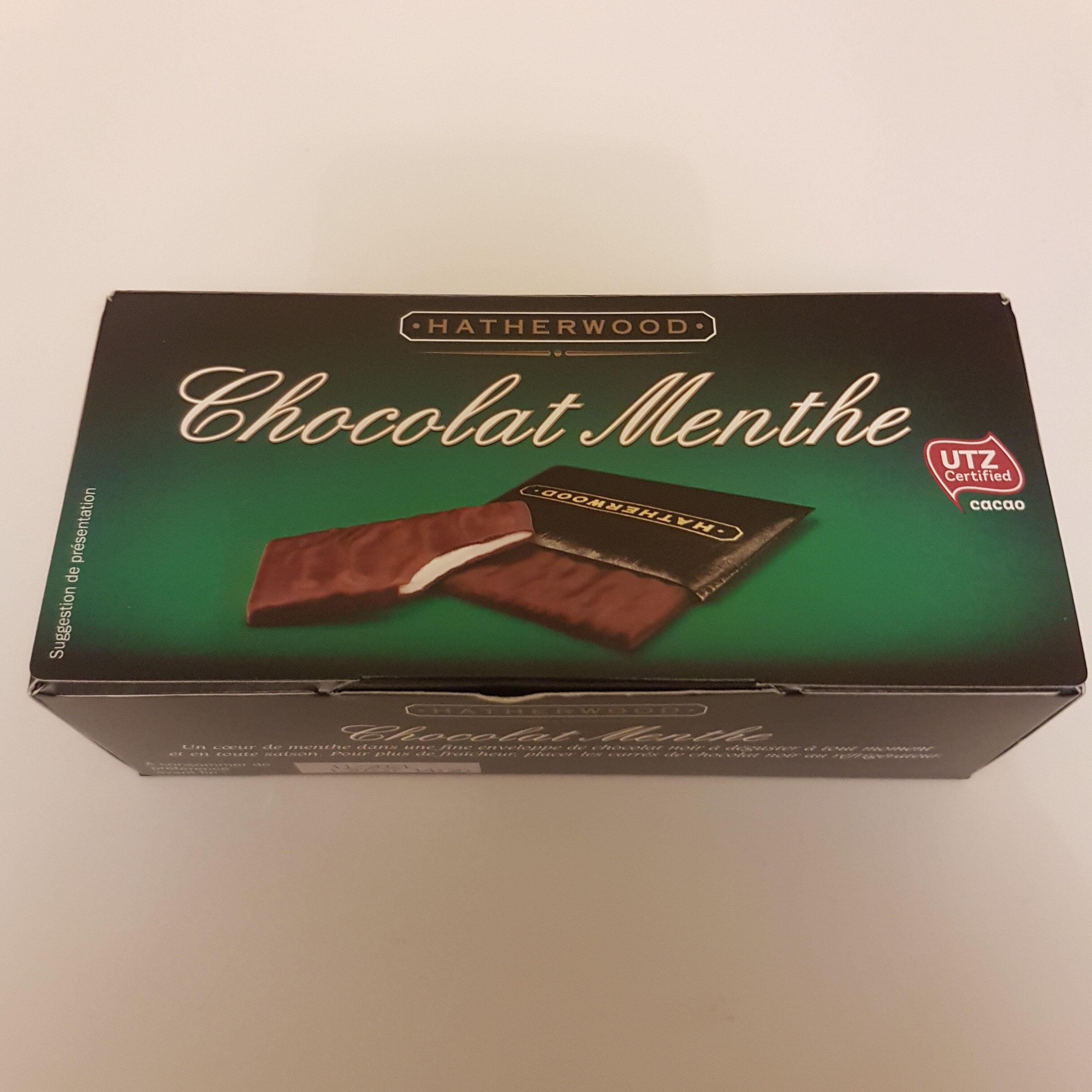 Chocolate de menta - Producto - es