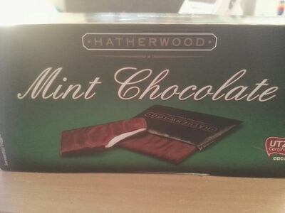 Chocolate de menta - Product - nl