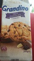 Grandin trois chocolats cookies - Producto