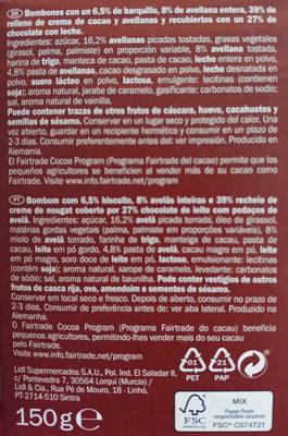 Amidala - Ingredientes