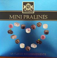 Mini Pralinés - Produit - de