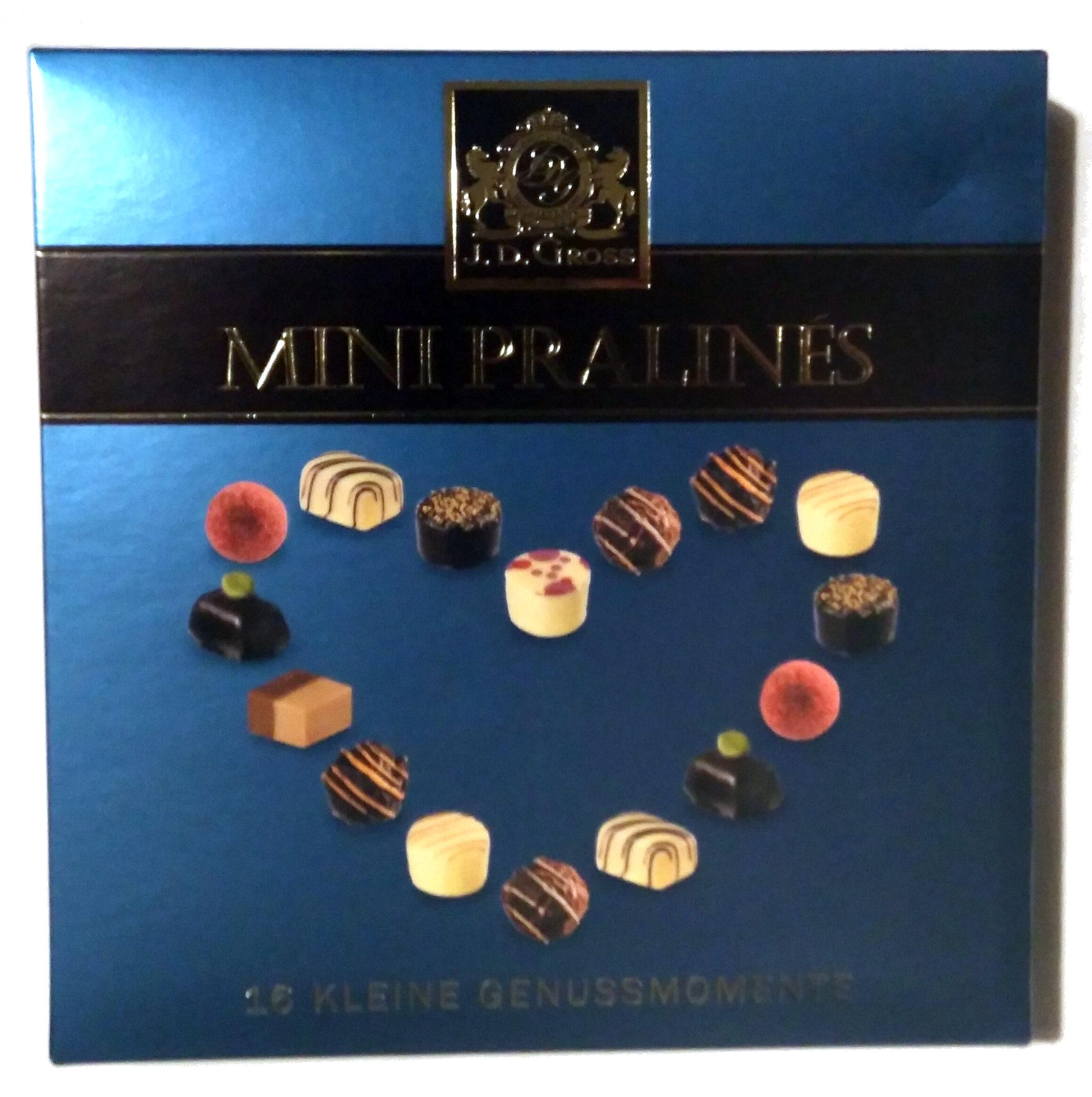 Mini Pralines - Tuote - fi