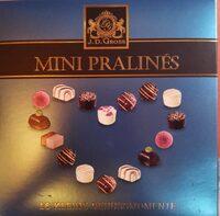 Mini Pralinés - Product - sv