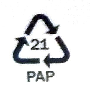 Mini Pralinés - Instruction de recyclage et/ou information d'emballage - de