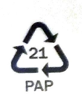 Mini Pralinés - Recyclinginstructies en / of verpakkingsinformatie - sv