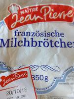 französische Milchbrötchen - Product - de