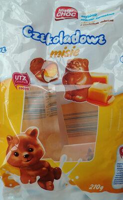 Praliny z czekolady mlecznej - Produkt