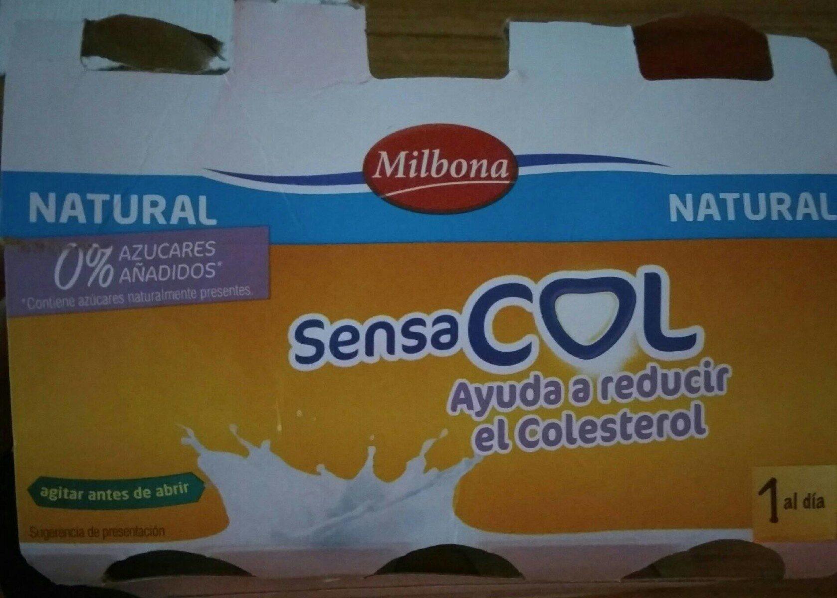 Sensacol bebida de yogur - Produit - es