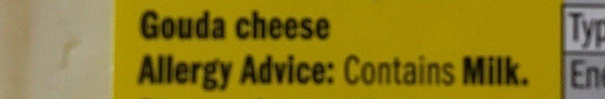 Gouda slices - Ingredients - en