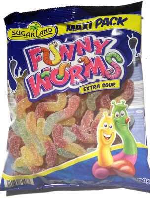 Funny Worms - Product - fi