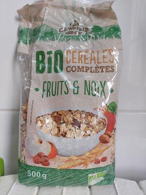 Muesli fruits & noix - Product - fr