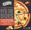 Pizza Saumon cuite au feu de bois - Product