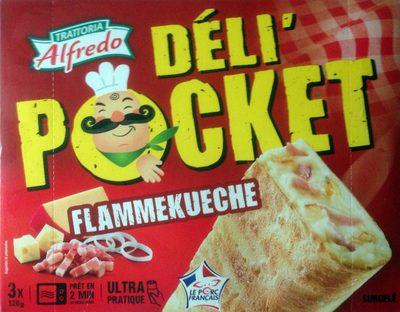 Déli'Pocket Flammekueche - Product - fr