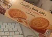 Galettes bretonnes - Product