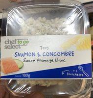 Torti Saumon & Concombre - Produit