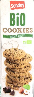 Cookies chocolat noisette - Product