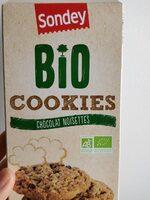 Cookies chocolat noisette - Voedingswaarden - fr