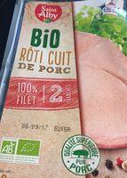 ROTI CUIT DE PORC - Produit