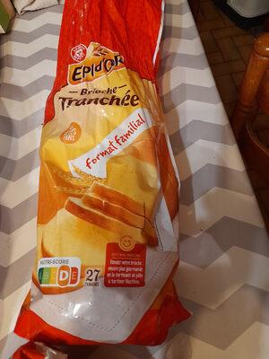 Brioche tranchée - Produit - fr