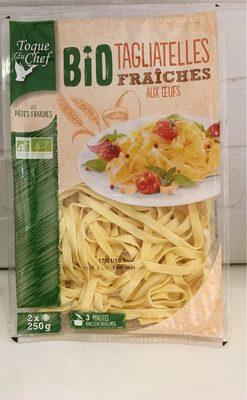 Tagliatelles fraîches aux oeufs bio - Product