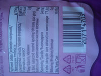 Jelly Beans Sweet - Nutrition facts