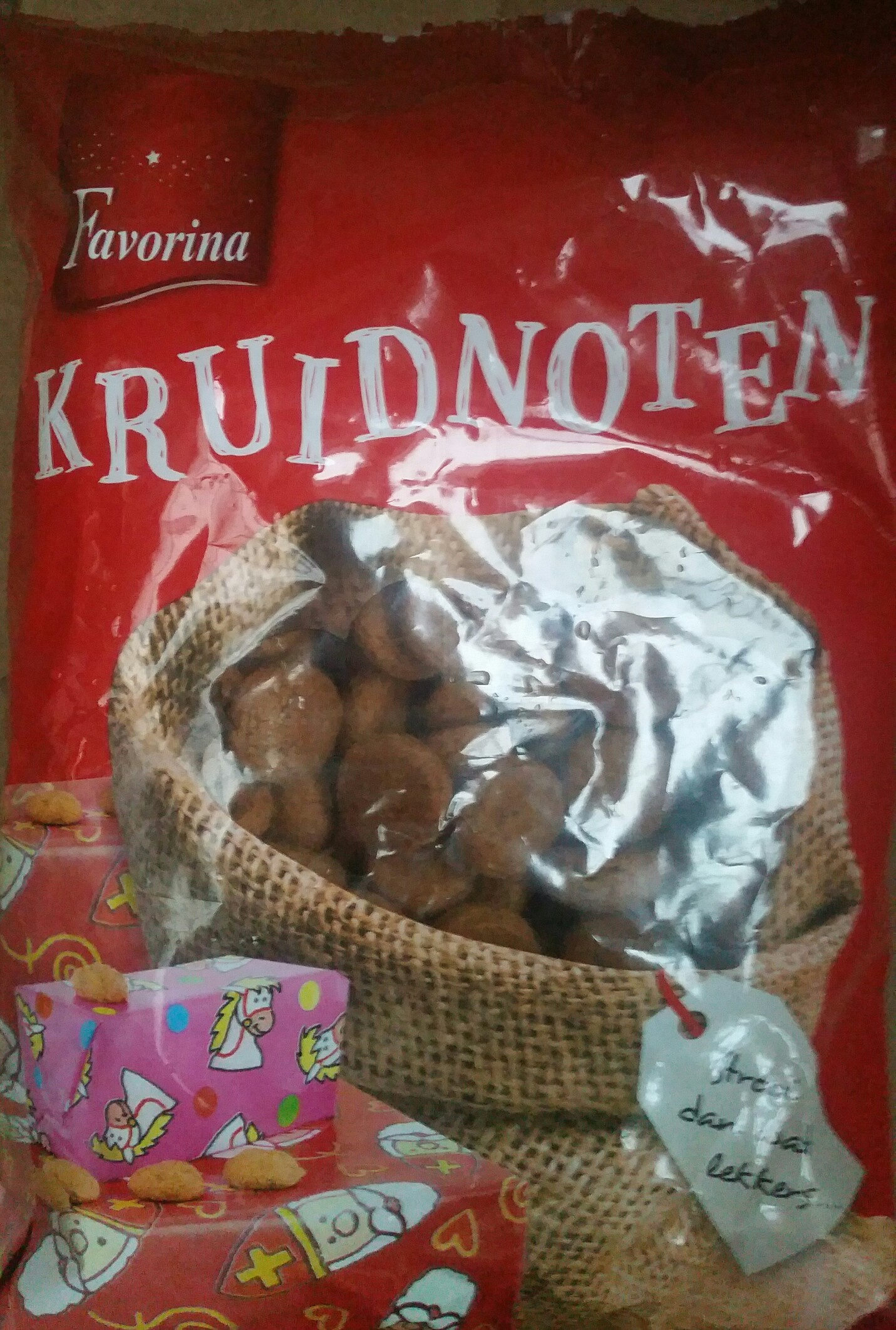 Kruid-noten - Product - fr