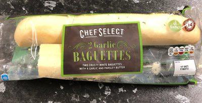 Garlic Baguettes - Produit
