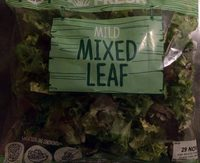 Mild Mixed Leaf - Product