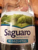 Saguaro vanduo - Produktas - lt