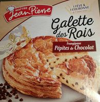 Galette des Rois - Frangipane Pépites de chocolat - Produit - fr