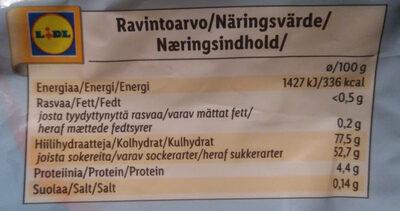 Magic Mouse - Confiserie gelifiée - Ravintosisältö - fi