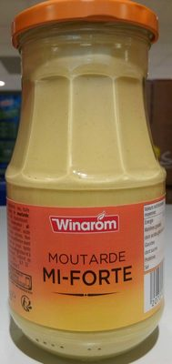 Moutarde mi-forte - Product