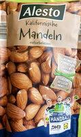 Kalifornische Mandeln, naturbelassen - Produkt - de
