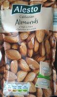 Kalifornische Mandeln, naturbelassen - Product - en