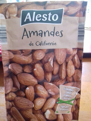 Amandes de Californie - Product