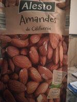 Kalifornische Mandeln, naturbelassen - Produit - fr