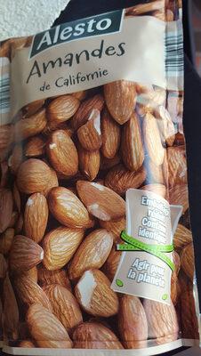 Kalifornische Mandeln, naturbelassen - Instruction de recyclage et/ou informations d'emballage - fr
