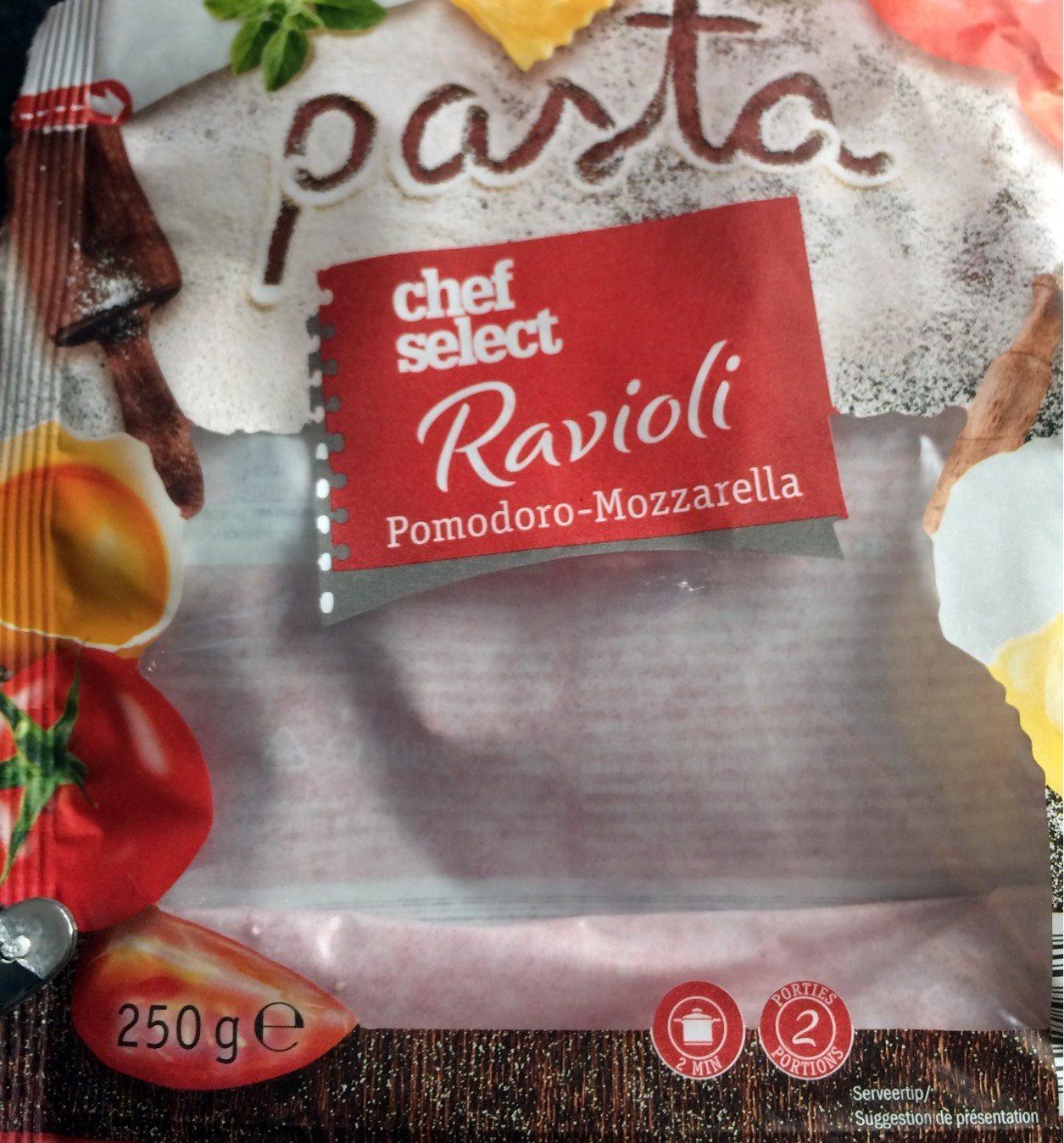 Ravioli Pomodoro-Mozzarella - Producto
