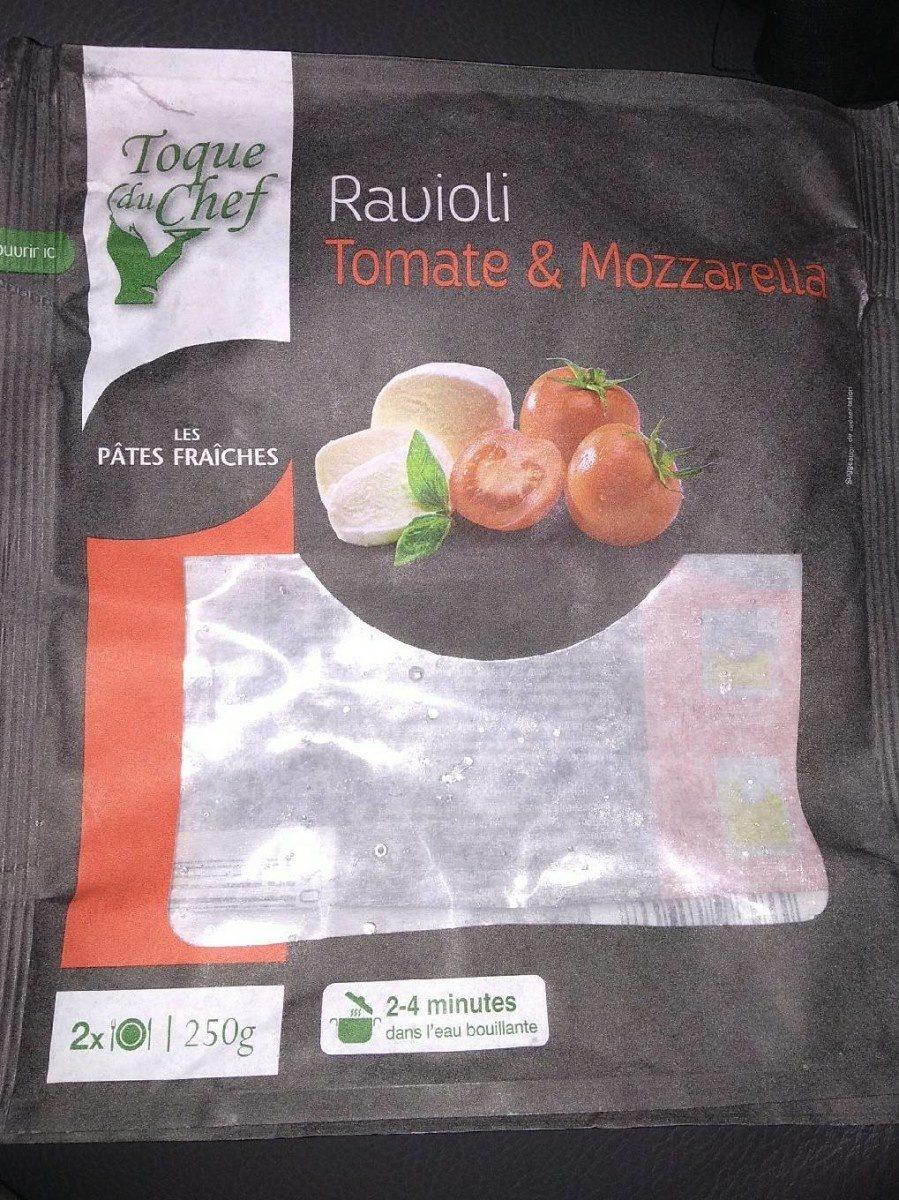 Ravioli Tomate Mozzarella - Produit