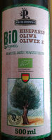 Bio Organic Natives Olivenöl Extra, Aus Spanien - Produkt