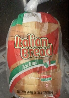 Italian bread - Product - en