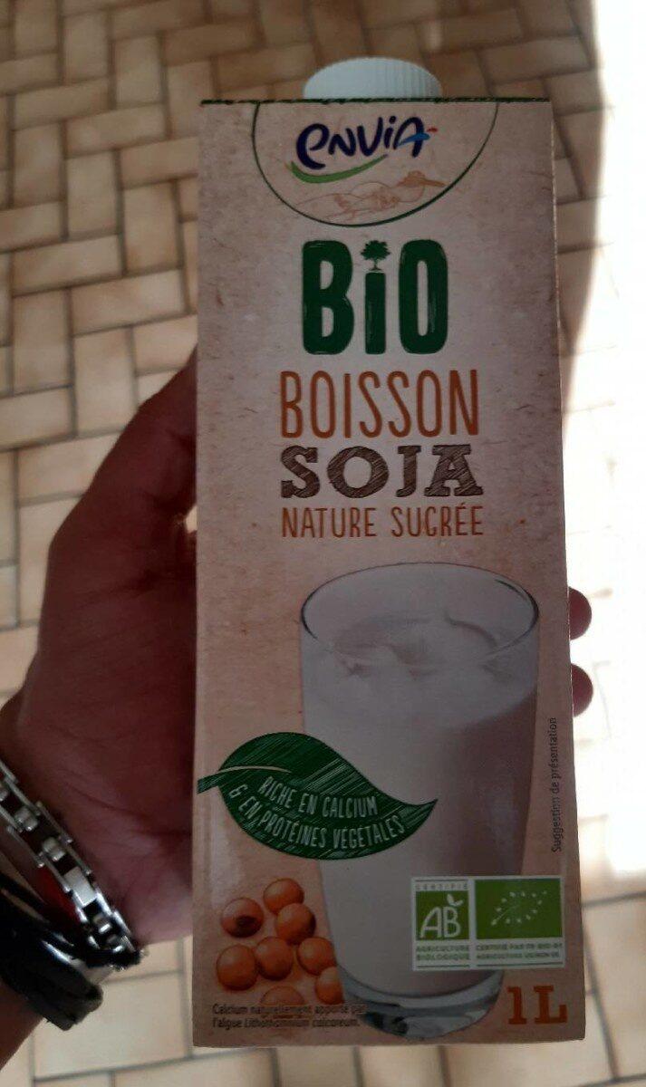 Bio boisson Soja - Product - de